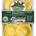 Kale & Cannellini Bean Cappellacci