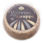 Pecorino With Grappa