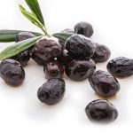 Sal Secco Dried Black Olives