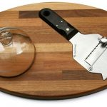 Truffles Serving Set: Truffle Shaver & Dome