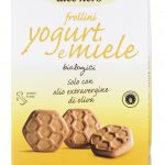 Organic Yogurt And Honey Cookies