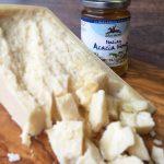 Acacia Honey & Grana Padano