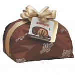 Panettone Filled With Chocolate Cream