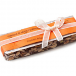Chocolate Torrone With Orange And Almond