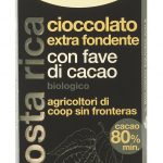 Organic Dark Chocolate 80% With Cocoa Grains